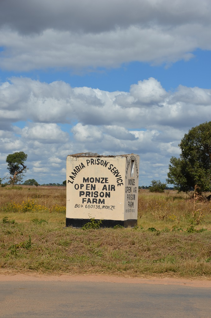 prison open air
