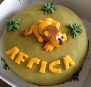 taart afrika